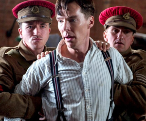 enigma, scene, and benedict cumberbatch image