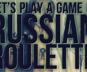 russian roulette image