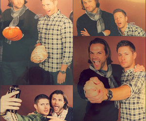 dance, Jensen Ackles, and serial image