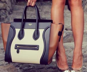 celine, girl, and heels image