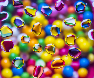 candy, droplets, and color image