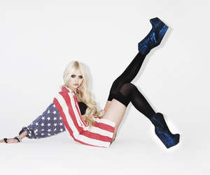 black, gothic, and Taylor Momsen image