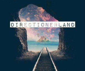 one direction, directioner, and directionerland image