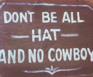 country, cowboy, and yeehaw image