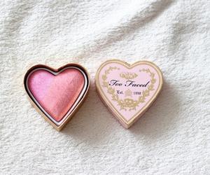 pink, blush, and makeup image