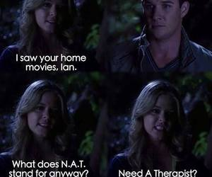 funny, lol, and pll image