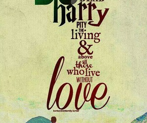 freak, harry potter, and love image