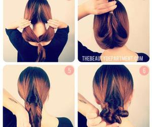 hair, tutorials, and esdemujeres image