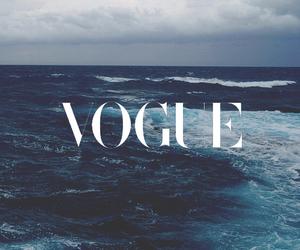 vogue, sea, and ocean image