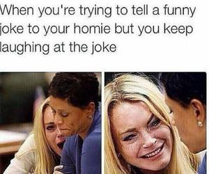 funny, joke, and lol image