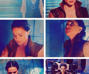 lana parrilla, regina mills, and once upon a time image