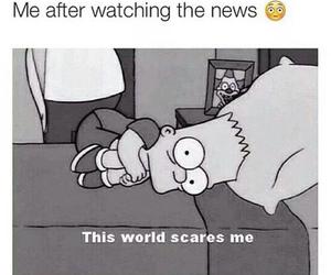 news, world, and funny image