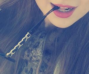 fashionable, teeth, and happiness image