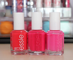 beauty, nail polish, and luxury image