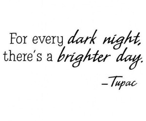 tupac, quote, and day image