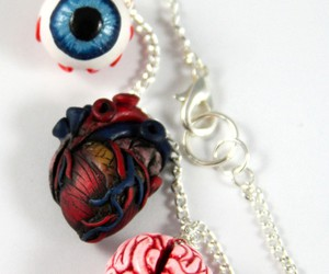 brains, heart, and eye image