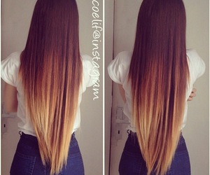 dip dye and goals image