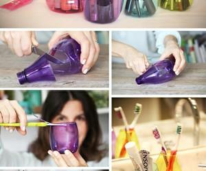 diy, bottle, and ideas image