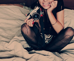beautiful, camara, and clothes image