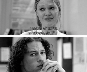 heathledger, 10thingsihateaboutyou, and love image