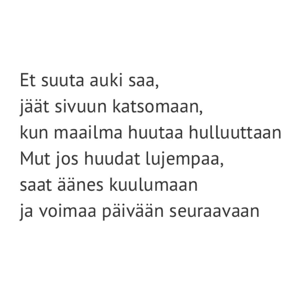 finland, helsinki, and Lyrics image