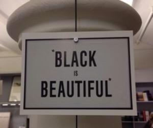 beautiful, black, and grunge image