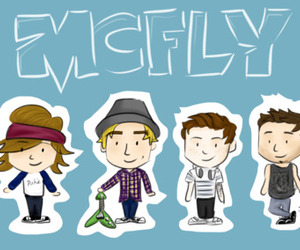 music, guys, and McFly image
