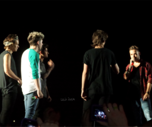 argentina, boys, and concert image