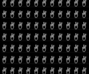 amor, background, and black image
