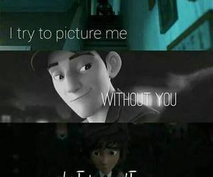 disney, big hero 6, and falling out boys image