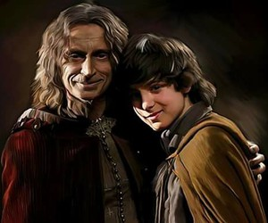 parents, rumple, and ouat image