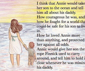 annie, finnick, and hunger games image
