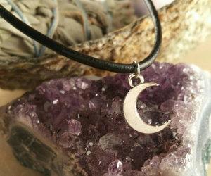 crystal, gypsy, and moon image