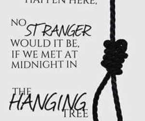 books, thg, and the hanging trece image