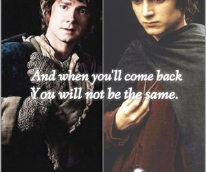 come back, Martin Freeman, and the lord of the rings image