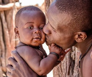 africa, child, and love image