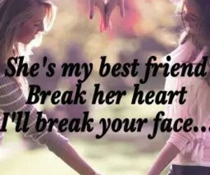 heart and best friends image