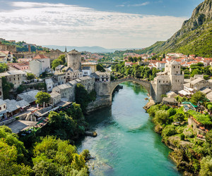 europe, mostar, and photography image