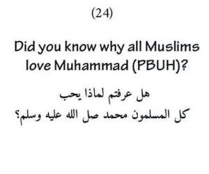 islam, islamic, and prophet mohamed image
