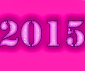pink, 2015, and hot pink image