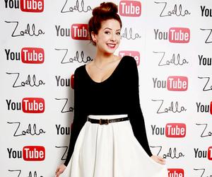 youtube and zoella image