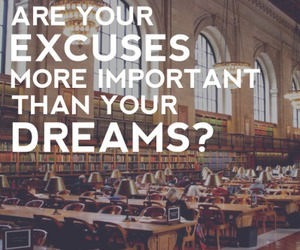 Dream, motivation, and quote image