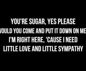 maroon 5 and sugar image