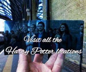 before i die, harry potter, and hogwarts image