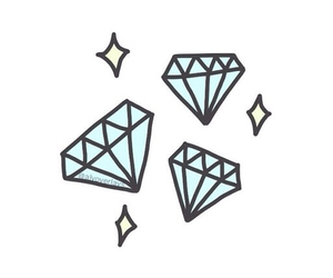 diamond, overlay, and background image