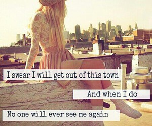one day and town image