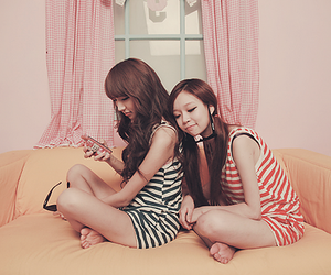 best friends, girl, and ulzzang image