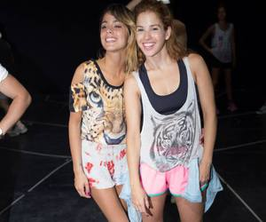 candelaria molfese, cande, and martina stoessel image