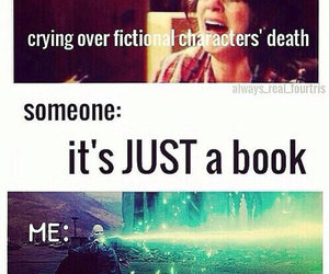 book, harry potter, and funny image