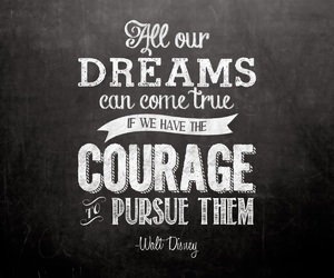 quotes, disney, and dreams image